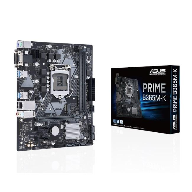 Asus Prime B365M-K Socket 1151 -  Placa Base