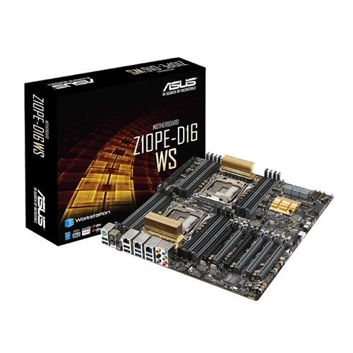 Asus Z10PE D16 WS Socket 2011v3 -  Placa Base