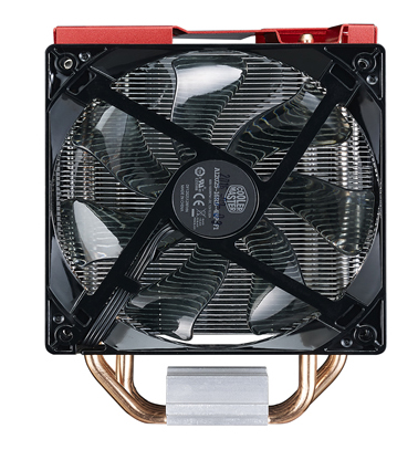 Cooler Master Hyper 212 LED Turbo Red -  Disipador CPU