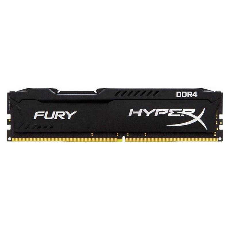 Kingston HyperX Fury 16GB (2x8GB) 2133 Mhz (PC4-17000) CL14 -  Memoria DDR4