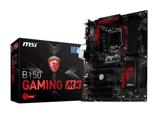 MSI B150 Gaming M3 Socket 1151 -  Placa Base