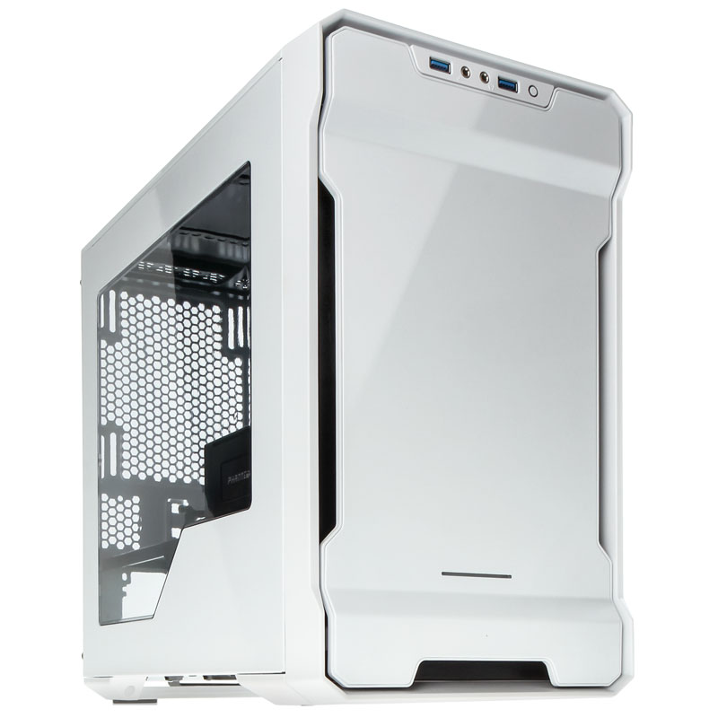 Phanteks Enthoo Evolv Mini-ITX Blanco -  Caja/Torre