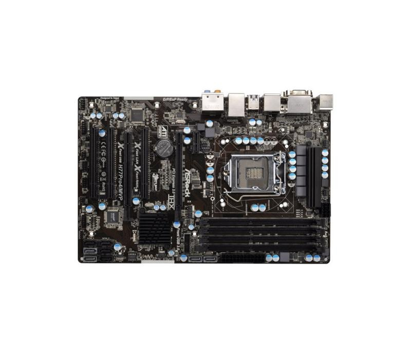 Asrock H77 Pro4/MVP Intel Display XP