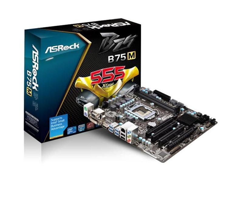 ASRock B75M Socket 1155 -  Placa Base