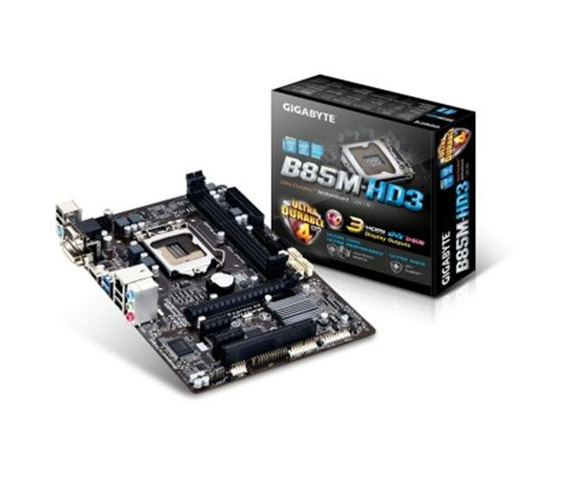 Gigabyte B85M-HD3 Socket 1150 -  Placa Base