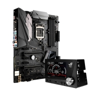 Asus Strix Z270F Gaming + Asus ROG Dual Bay Gaming - Bundle