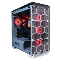 CoolPC MSI - i7 8700K / GeForce<span class='trademark-category'>&reg;</span> RTX 2080 8Gb / 16Gb DDR4 / 240Gb M.2 SSD + 1Tb HDD