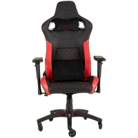 Corsair T1 Race 2018 Negro / Rojo - Silla Gaming
