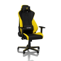 Nitro Concepts S300 Amarillo - Silla Gaming