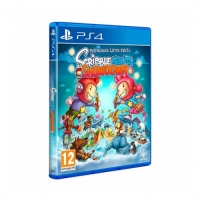 Sony PS4 Scribblenauts Showdown - Juego