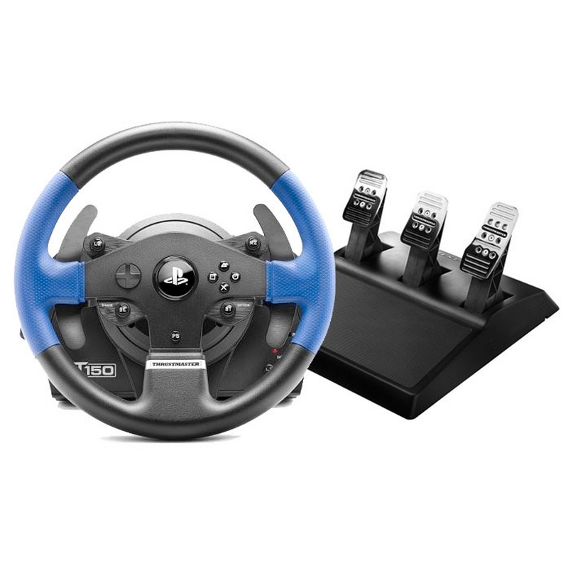 Thrustmaster T150RS Pro - PS4 / PS3 / PC -  Volante